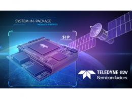 Teledyne e2v半导体公司和赛峰电子与防务公司联合取得法国政府的援助,开发系统封装路线图