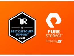 Pure Storage连续两年蝉联企业闪存阵列存储类别领导者