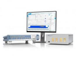 罗德与施瓦茨携手Colby Instruments 推出 UWB 设备精确定位测试解决方案