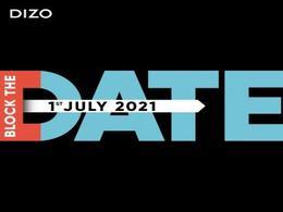 realme将在7月1日推出旗下AIoT品牌Dizo的首批智能产品