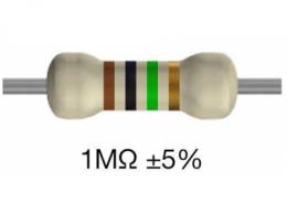 色环电阻怎么读 色环电阻读数方法