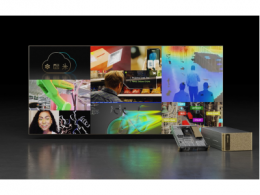 NVIDIA发布面向企业的即时AI基础设施