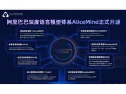 横扫六大权威榜单后,阿里达摩院开源深度语言模型体系AliceMind