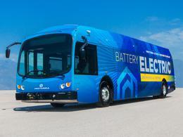 Proterra计划未来几年在美国建电芯工厂