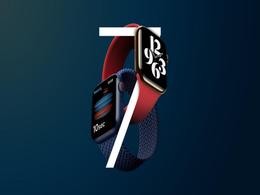 为电池让路?Apple Watch 7采用更小的双面S7芯片