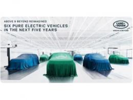 捷豹新一代电动车将从10万英镑起售 从2025年开始不再生产燃油车