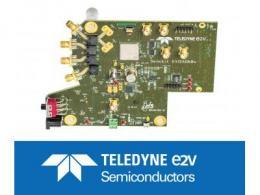 Teledyne e2v宣布为使用四通道ADC器件的信号链推出多功能开发套件