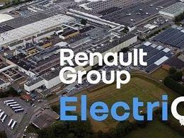 如何看待雷诺的ElectriCity纯电规划和电池供应保障