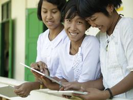 最新报告显示,实现学校通网或可使部分国家GDP增长20%
