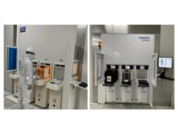 中国首条12英寸先进传感器研发中试线成功通线