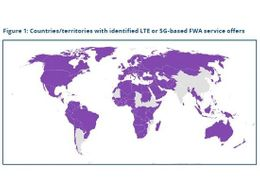 GSA:全球5G FWA部署情况分析
