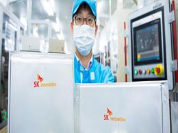 SK Innovation考虑分拆上市电池部门,并上调2025年电池年产能至200GWh