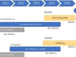 从龙头企业来看中国动力电池的技术路线