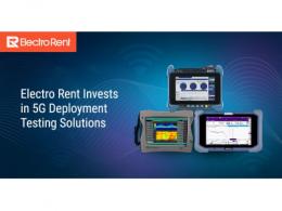 益莱储再增资5G建设部署测试设备,提供领先的5G测试和验证仪器