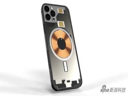传iPhone 13系列无线充电线圈更大 为反向无线充做好准备