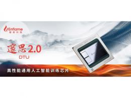 """燧原科技首发国内第二代人工智能训练芯片""""邃思2.0"""""""