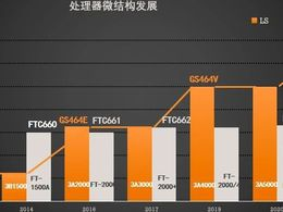 微结构设计能力看国产CPU发展