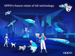 OPPO发布6G白皮书:展望人工智能与通信互融未来