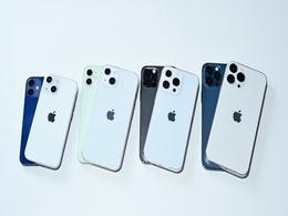 彭博:苹果寻求 iPhone 13/Pro 系列产量增加 20%,达 9000 万部