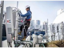 我国累计建设5G基站91.6万座 占全球70%