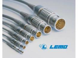 带定位销的标准自锁多芯连接器