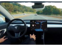 特斯拉发布FSD Beta软件后警告车主:勿要过度依赖全自动驾驶测试版套件