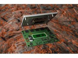 自带板载内存的超强固型最新第11代英特尔®酷睿®康佳特模块  抗冲击、抗振动