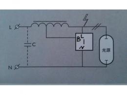 电子镇流器的工作原理与维修 电子镇流器接线图大全
