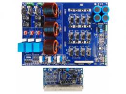 大联大友尚集团推出基于ST产品的15KW三相双向充电桩电源方案