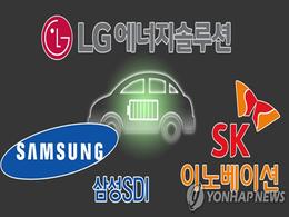 5月电动汽车电池装机量公布:宁德时代退居第二,LG登顶