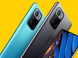 小米旗下Poco X3 GT手机渲染图曝光:搭载天玑1100芯片