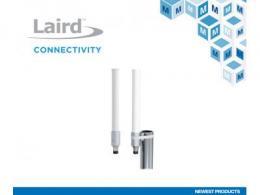 贸泽备货Laird Connectivity坚固型OC69421多频段全向天线  为4G/5G基础设施应用添助力