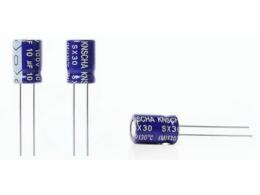 电解电容符号怎么判断正负 电解电容符号正负极图解