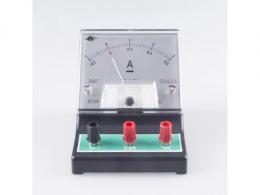 电流表怎么接线 电流表的接法实物图