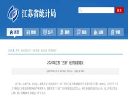 """2020年江苏""""三新""""经济数据发布,集成电路产量比上年增长22.3%"""