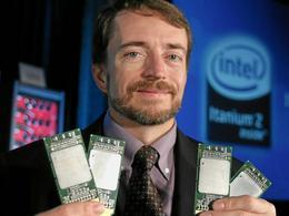 英特尔CEO:还有100多家公司等着我们代工芯片