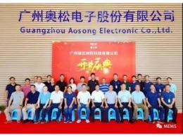 MEMS IDM厂商奥松电子成立硅芯材料子公司