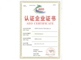 江波龙电子获得海关AEO高级认证,将享受多项通关便利措施