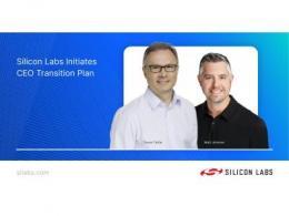 Silicon Labs宣布首席执行官继任计划,以推动无线技术持续强劲增长并满足更大规模市场需求