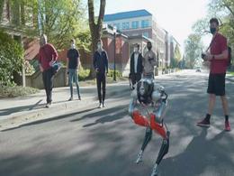 国外两足机器人创造历史:53 分钟跑 5 公里、摔倒可自动爬起