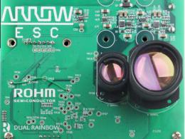 罗姆推出用于LiDAR的激光二极管