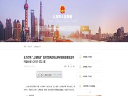 上海:2023年集成电路、人工智能产业规模力争增长50%