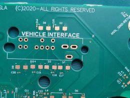 分享 | 特斯拉MODEL3控制器PCB图片(多图)