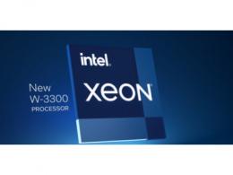 英特尔全新至强 W-3300 处理器发布, 为高级工作站用户带来致胜体验