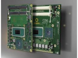 康佳特树立行业新标杆: 推出20款基于第11代英特尔酷睿处理器(代号Tiger Lake-H)的新计算机模块