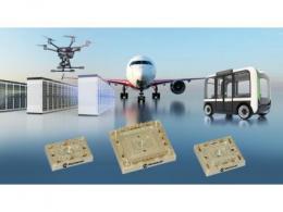 Microchip推出首款通过航空航天认证的无基座电源模块产品系列, 提高飞机电气系统效率