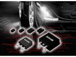 """在车载市场中拥有丰硕业绩的小型高效SBD""""RBR/RBQ系列""""产品"""