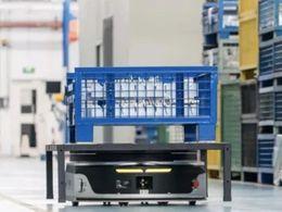 移动机器人大军,涌向人类工厂
