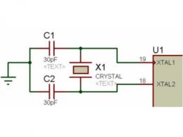 单片机晶振电路的原理和作用
