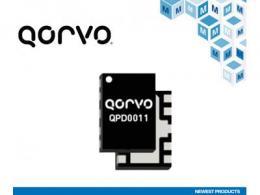 贸泽备货Qorvo QPD0011 GaN-on-SiC HEMT  赋能4G和5G通信应用